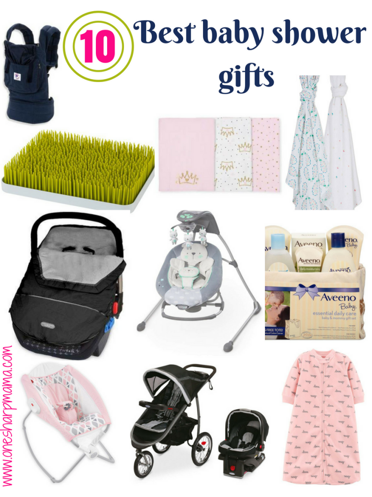 Here are some amazing baby shower gift ideas. You can not make a baby registry without these items. These gifts are perfect for the new mom, the first time mom and the seasoned parent. #babyshowergift #babayshowerideas