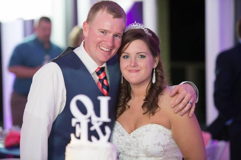 Wedding, husband