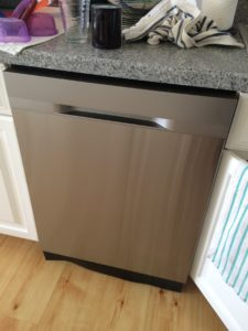 stainless steel dishwasher cleaning tips
