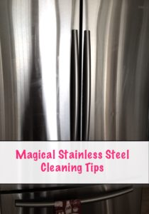 stainless steel cleaner, cleaning tips, cleaning hacks, quick cleaning tips, quick cleaning hacks, clean in minutes