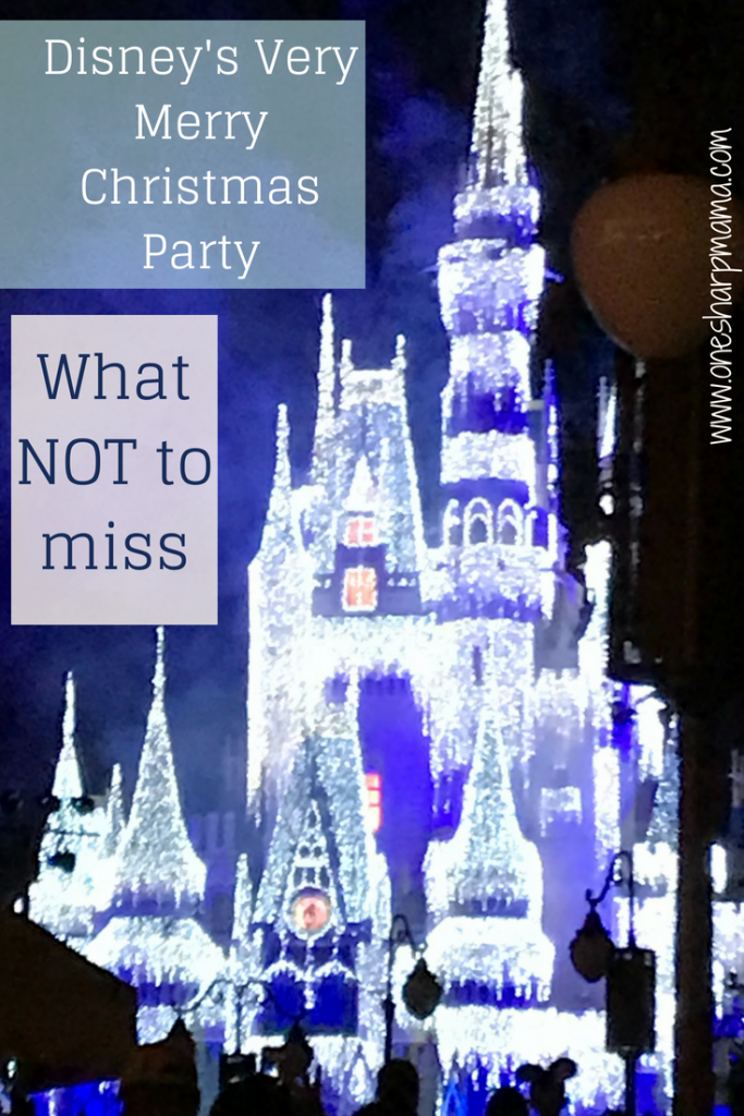 SO many reasons why your family needs to go to WDW Very Merry Christmas Party for their holiday vacation. Forget all the holiday gifts, take a family trip to see the mouse and his house all dolled up for Christmas. #verymerrychristmasparty #disneyfans #disneylovers Every Disney fan needs to go!