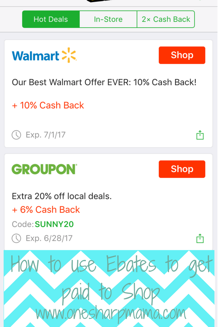 3 Quick and Simple Ways to Get Paid to Shop