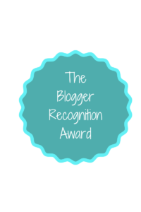 Blogger recognition award, one sharp mama