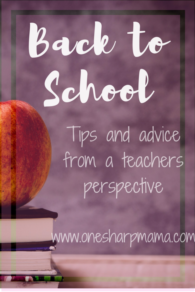 Back to school, bits, back toschool 2017, back to school advice, teacher advic, parent advice, parenting tips, back to school tips, back to school tricks, new school, new school advice