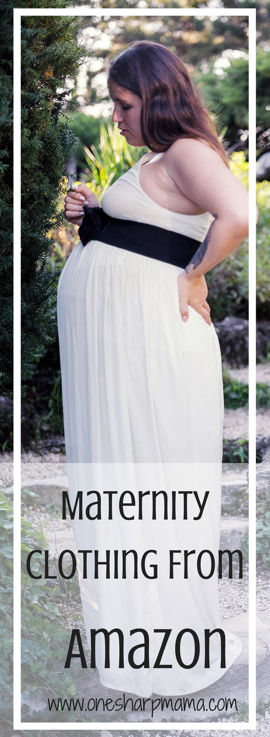 Amazon Maternity Clothing Necessities