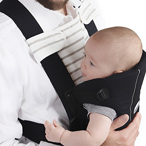 This is a new product from Baby Preferred. It is the 2 in 1 Bib and Sunshade that is perfect if you baby wear. It is every new moms must have baby shower gift. You can grab yours from Amazon today!! We absolutely love our baby carrier bib and sunshade