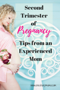 Congrats! You've made it to the second trimester of your pregnancy. This is usually when you start to feel better from pregnancy sickness. We have some tips that will help you get through this time of your pregnancy. #momtips #pregnancy #pregnancytips #helpamomout #helpmom Learn all the tips from an experienced mama