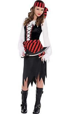 Family Theme Halloween Costumes, Party City Costumes, Pirate Family Halloween Costume, Pirate Costume Ideas