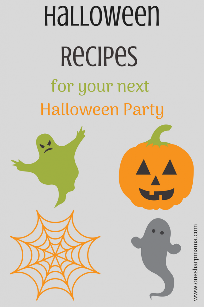 We have some of the best halloween recipes for your next halloween party. Don't miss out on these fun halloween recipes this year. #halloweenparty #halloweenfood #halloweenrecipes #partyrecipes