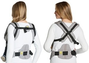 Lille Baby carrier. This carrier has changed my #momlife. I didn't realize how bad I needed this baby carrier in my life. This is a great new mom gift and will go on all of our baby shower registry idea lists. This is the perfect christmas gift for mom.
