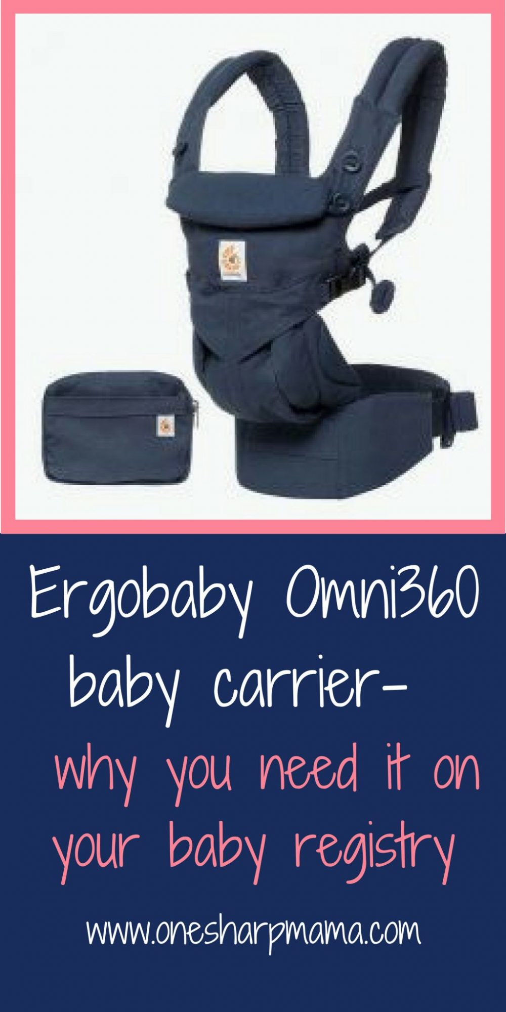 Benefits of baby-wearing. #babywear with confidence #lovecarrieson #ergobaby