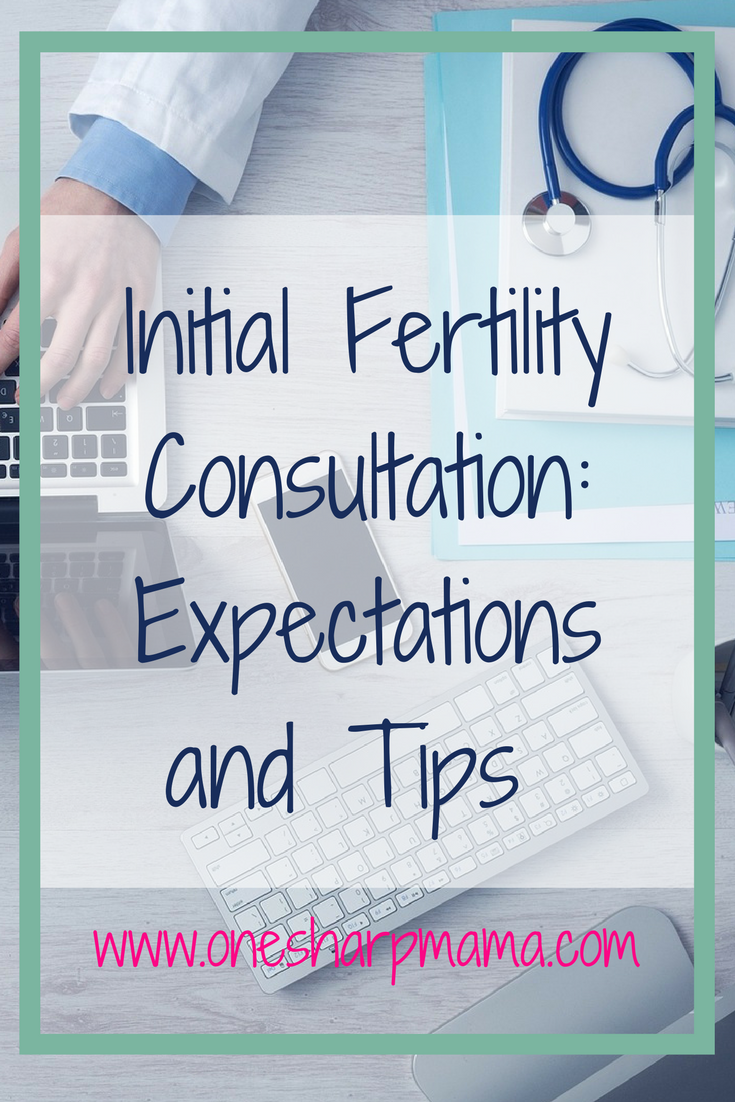 What to Expect at Your Initial Fertility Consultation