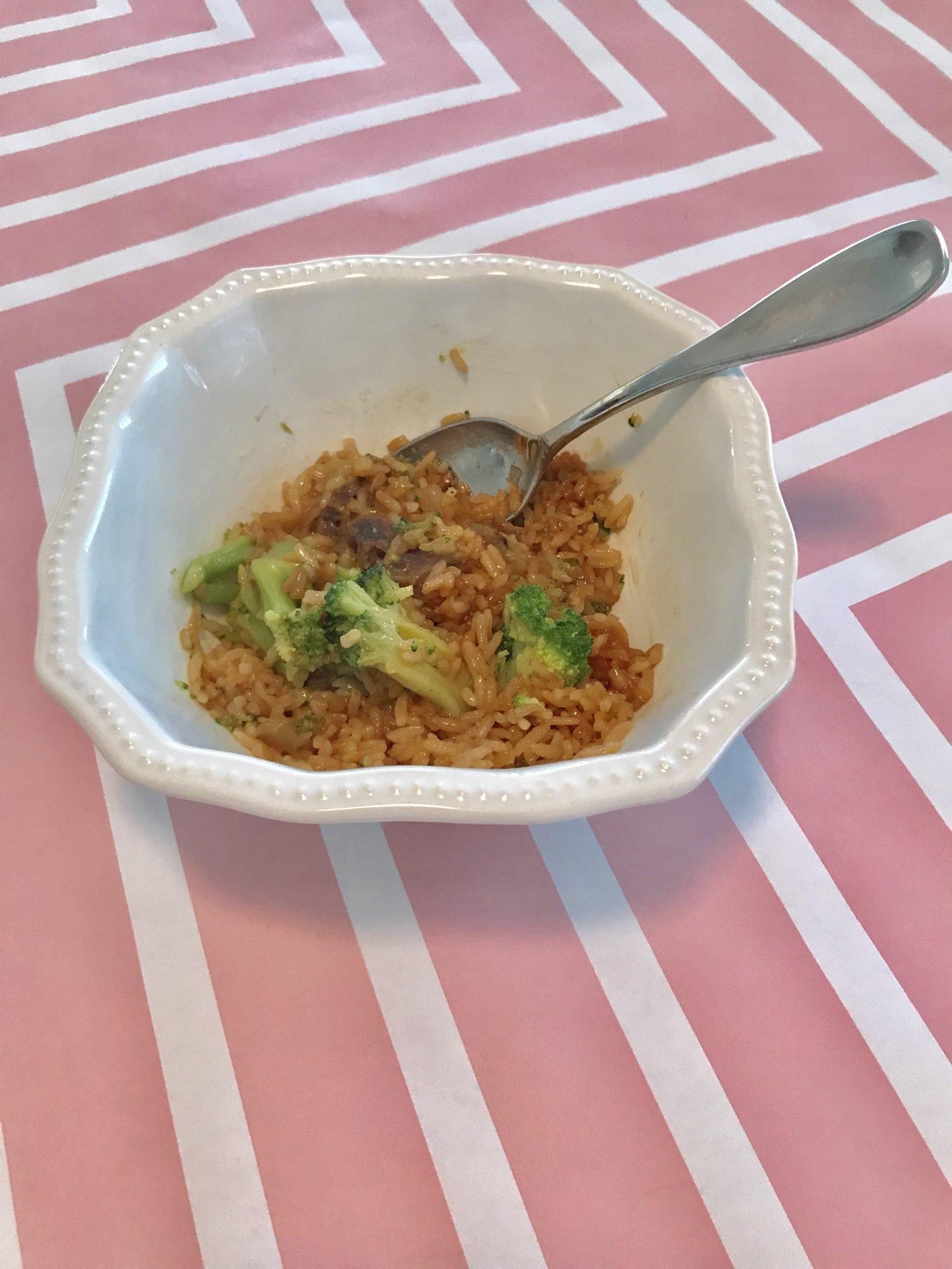 Tai Pei dinner entrees