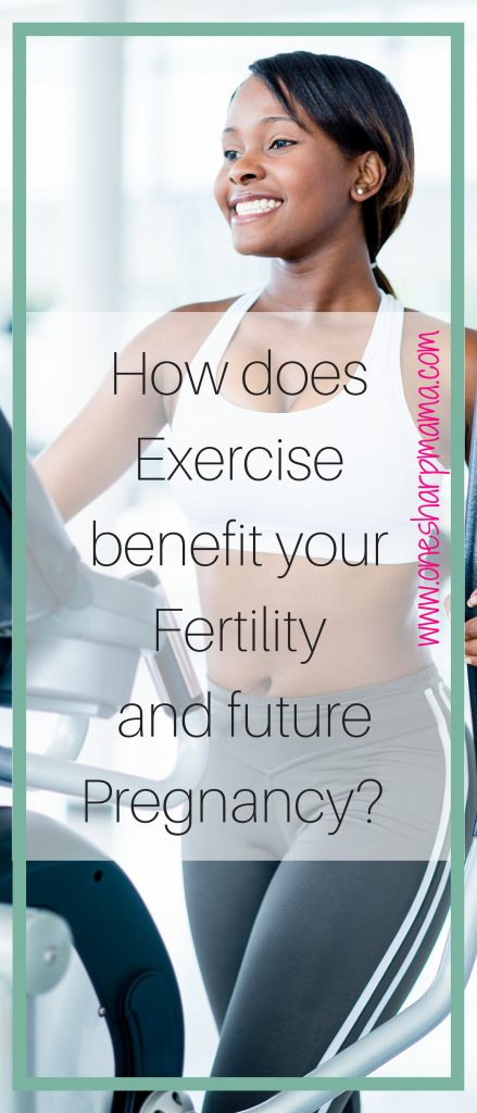 5 Benefits of Exercise for your Fertility