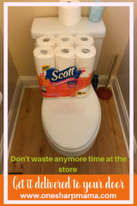 #ad Guess what? This week I'm going to share how we're stocking up on our paper products for vacation for TWENTY THREE people! But the trick is, I'm stocking up without leaving this house. Get your sneak peak at ---> https://ooh.li/b801663 #scottnascarsweeps @scottproducts