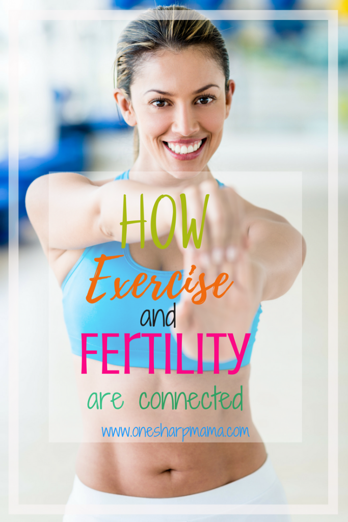 #fertility #ttctips #ttc #infertility Looking to find out how exercise and fertility are connected? How does your body respond to exercise during different parts of your menstrual cycle