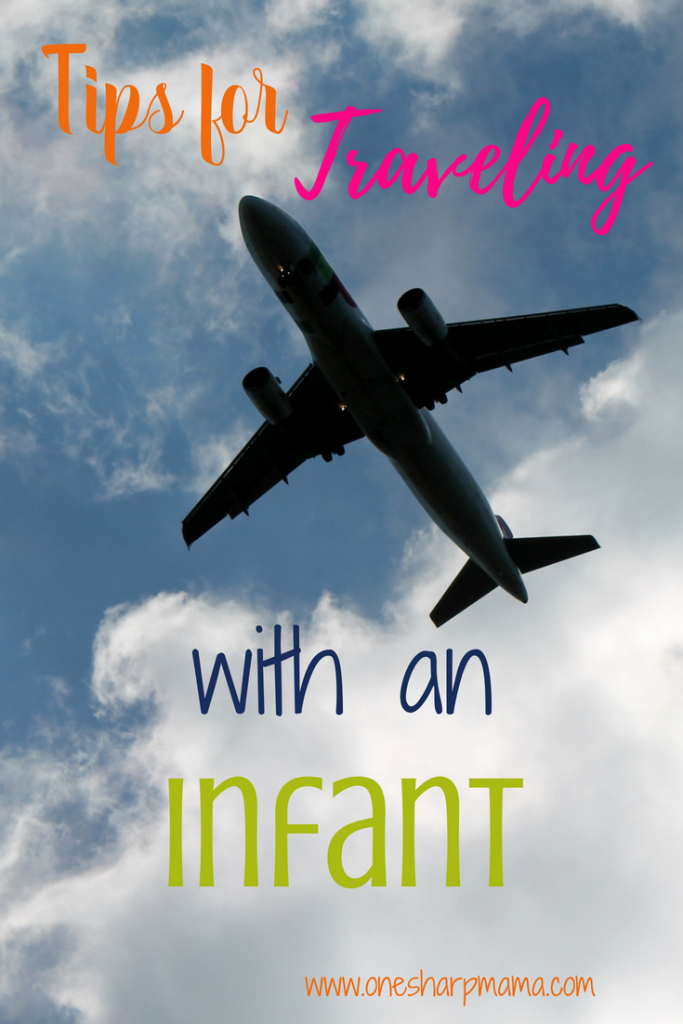 #famliylife #traveltips #infanttravel Tips for travelign with an infant. Are you looking for ways to how to make traveling with an infant easier? We have family flying tips from an experienced mom. See how we can help make your next family vacation travel smooth.
