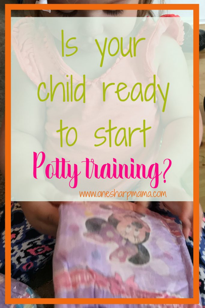 @pullups #nationalpottytrainingmonth #pottytrainingtips is it time to potty train your little one? Find out if they're ready for the potty training adventure and don't forget your Big Kid Pull-ups
