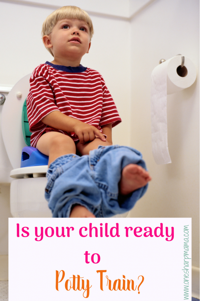 How do I know if my child is ready to potty train? What are the potty readiness queues? #pottytraining #pottytrainingtips #raisinglittleones