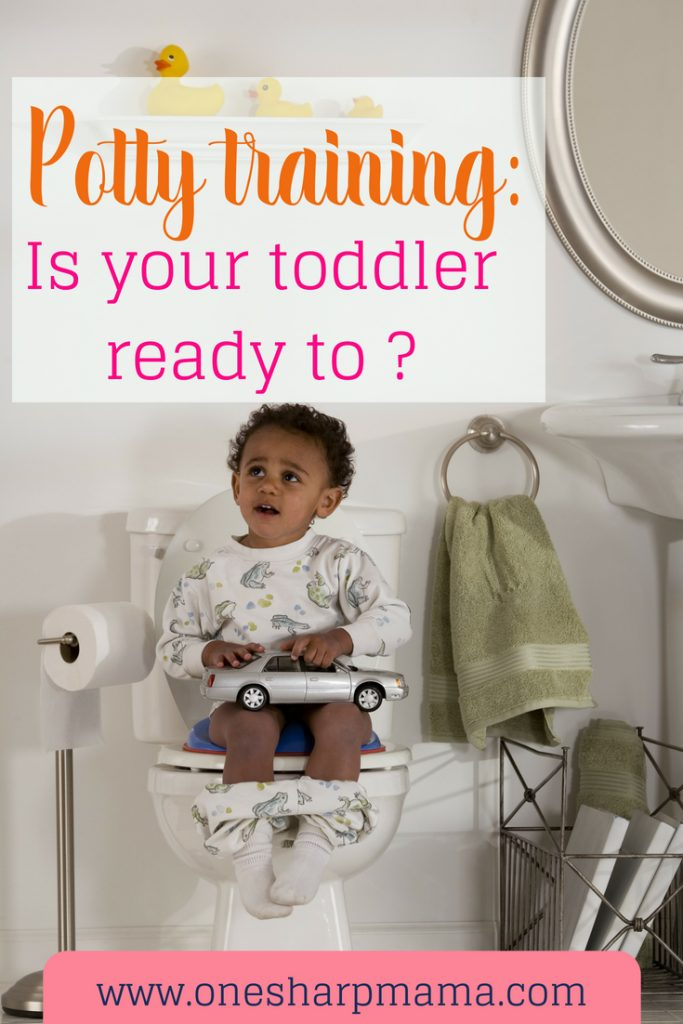 Are you anxious to try potty training with your little one? Tired of all the diapers and wipes? Before you start your toddlers potty training. adventure, you need to make sure your child is showing all of the potty training readiness queues. They have to show the signs that their bodies are capable of holding it, they need to be mentally interested in it and have the ability to do some fine motor skills like pulling up their pants and taking them off. Check out the other #pottytrainingreadinessqueues and see if your #toddlerlife is ready to #pottytrain #pottytriainingtips #raisinglittleones