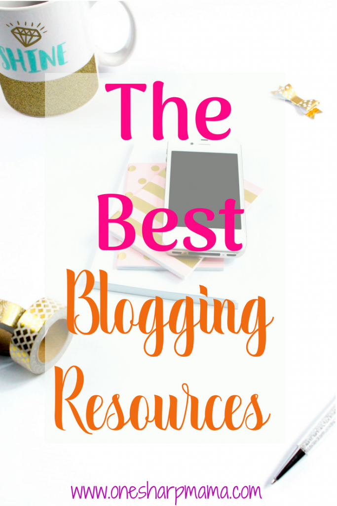 The best blogging resources that I have found and used so far! If you're looking to start a blog, now is the time to do so. You'll need these tips and tricks. Learn all about all the blogging resources and blogging courses you should take! #startablog #bloggingresources #blogginghelp #createablog