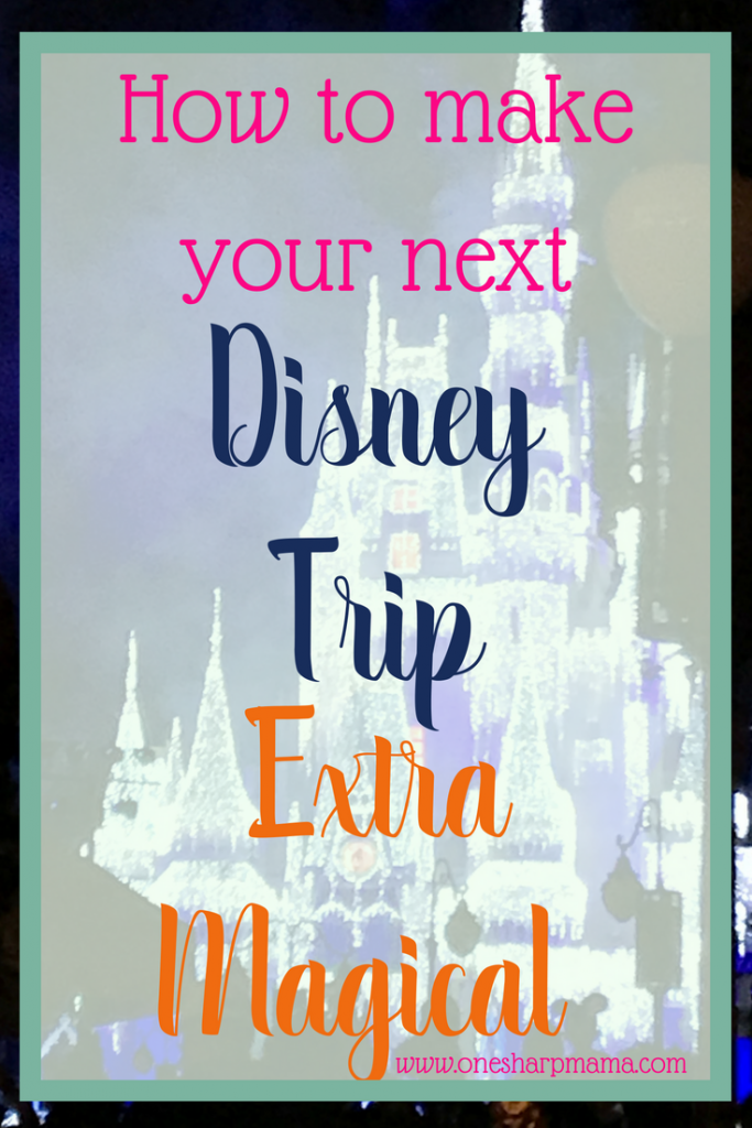 Fun ways to make your next Disney trip extra magical. Are you tired of the same things at Disney? Try out these fun things at Disney to transform your next Disney family trip. #disneyfan #disneyfamily #disney #magicaldisney