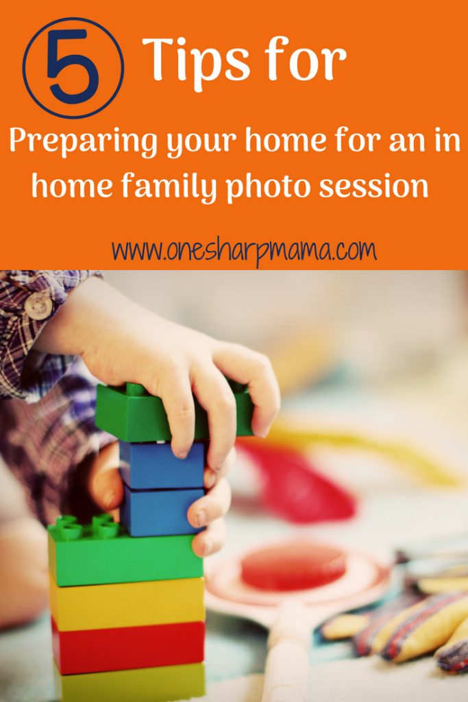 Is your family getting ready to have a family photo session? You can choose to have the photographer come to you and take the photos in the comfort of your own home. This may also bring some anxiety about how to prep your home for an in home family photo shoot. Check out these #familyphotos tips #familyphotography