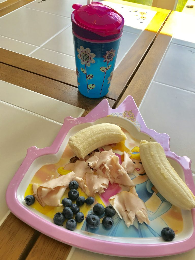 How Nuby helped our child learn to feed herself