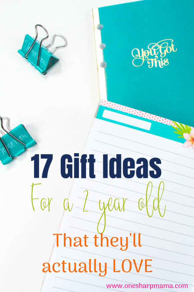 I've compiled a gift guide for two year olds. You can use this as any present ideas for two year old children whenever you need it throughout the year, but, it's perfect for christmas gift ideas for toddlers. Cross off your Christmas list with these present ideas for everyone. #presentidea #christmasgift #christmasidea #twoyearold Birthday present idea for toddlers can be found here.