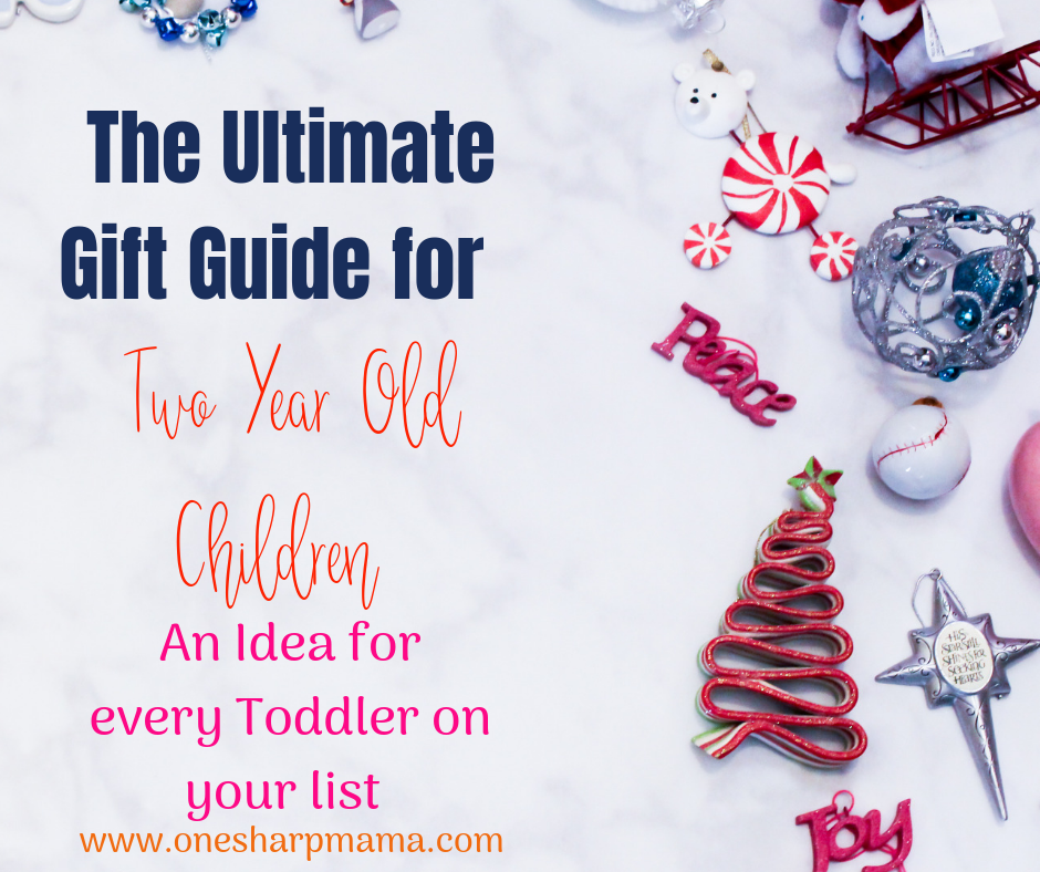 Gift Ideas for Two Year Old Children