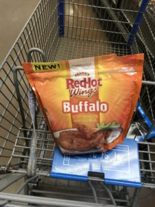 @Franksredhot #sponsored #franklydeliciouswings Easy dinner and snack idea for when you are living as new parents.