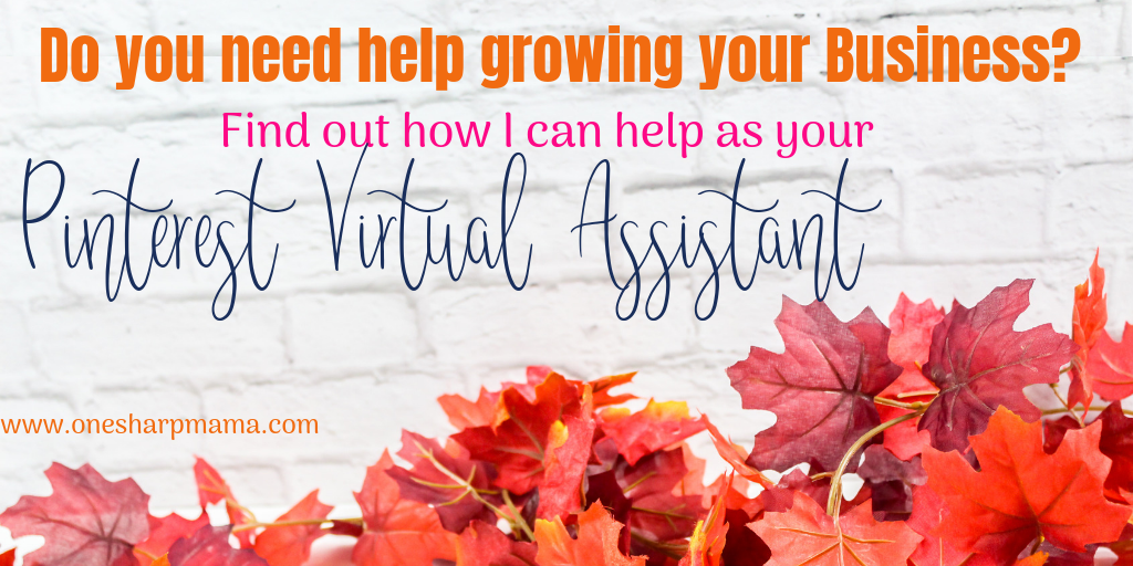 One of the things I'm thankful for this year is the fact that I started my Pinterest VA business. If you need help growing your business this year, check out using me as a Pinterest Virtual Assistant! I have many services I can offer to help your business thrive. Reach out now. #businessgoals #slayyourgoals #businesshelp #vahelp #pinteresthelp