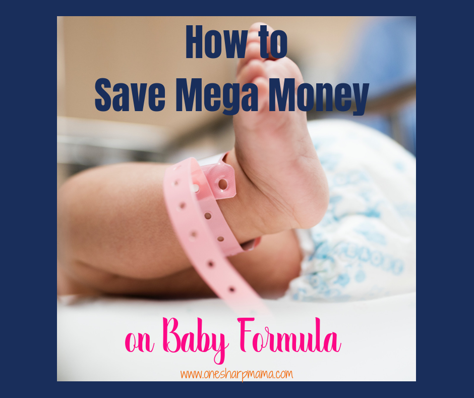 6 Tips to Save Money on Formula