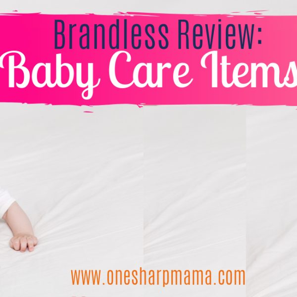 Brandless Review Baby Care Items – Worth It?
