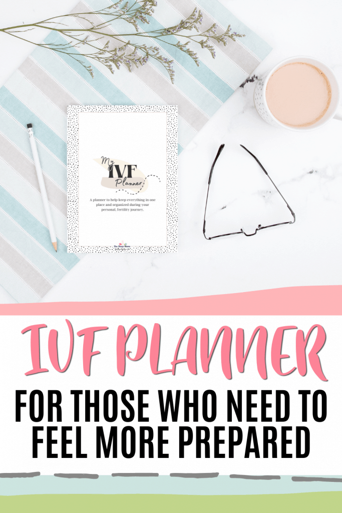 image promoting the IVF planner.