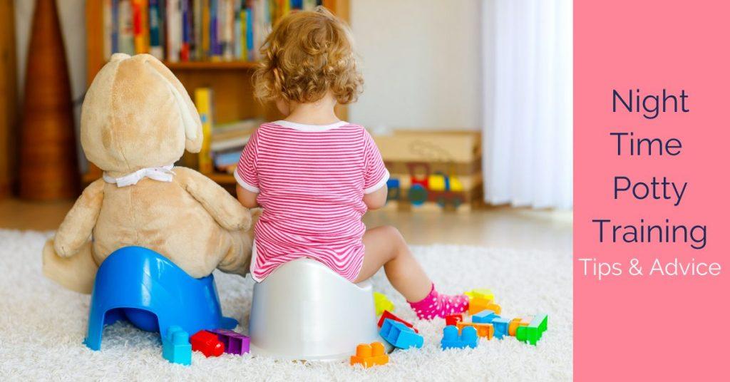 potty training toddler