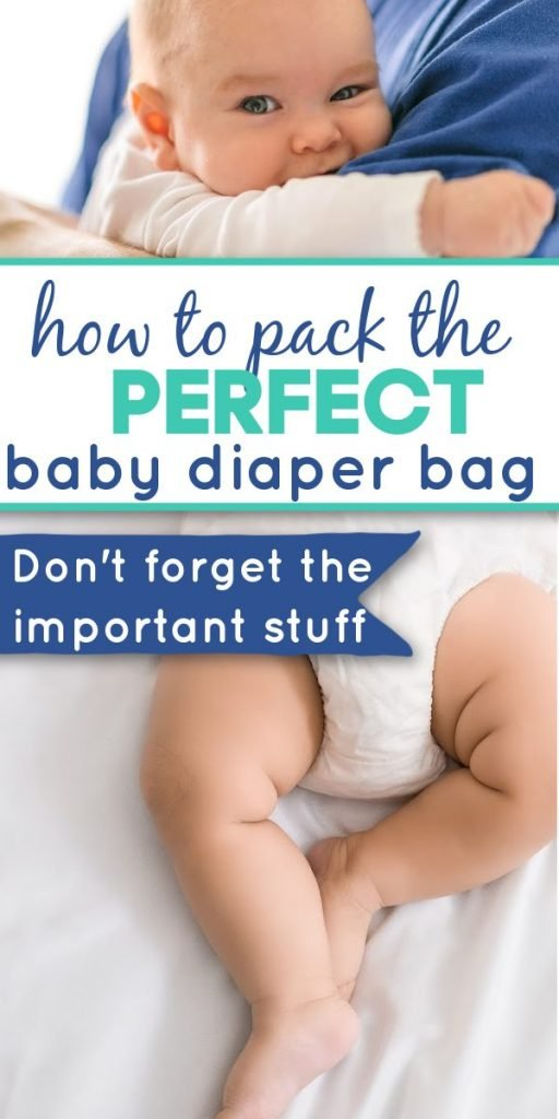 diaper bag necessities
