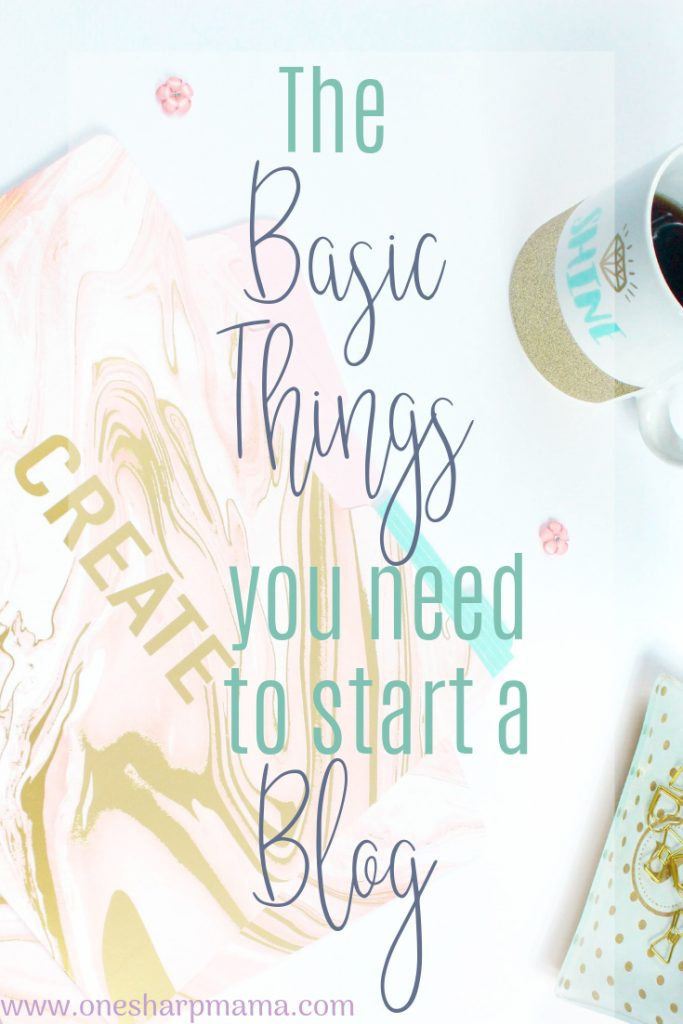 Here are your 8 steps to starting a blog. This post is great to learn the blogging basics and what is actually needed to start a blog and to start making money from your blog. Check out these basic blogging tips to get your blog or website set up in no time. #basics #blogging #help #tutorial