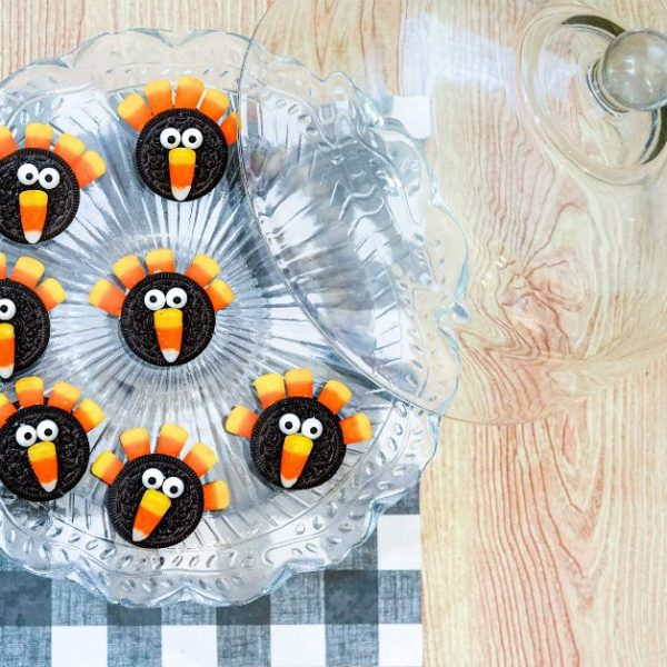 Oreo Turkey Thanksgiving Recipe