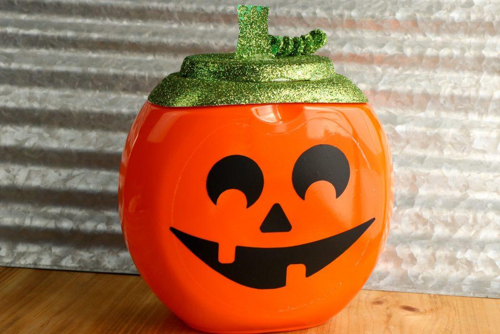 pumpkin craft DIY decoration