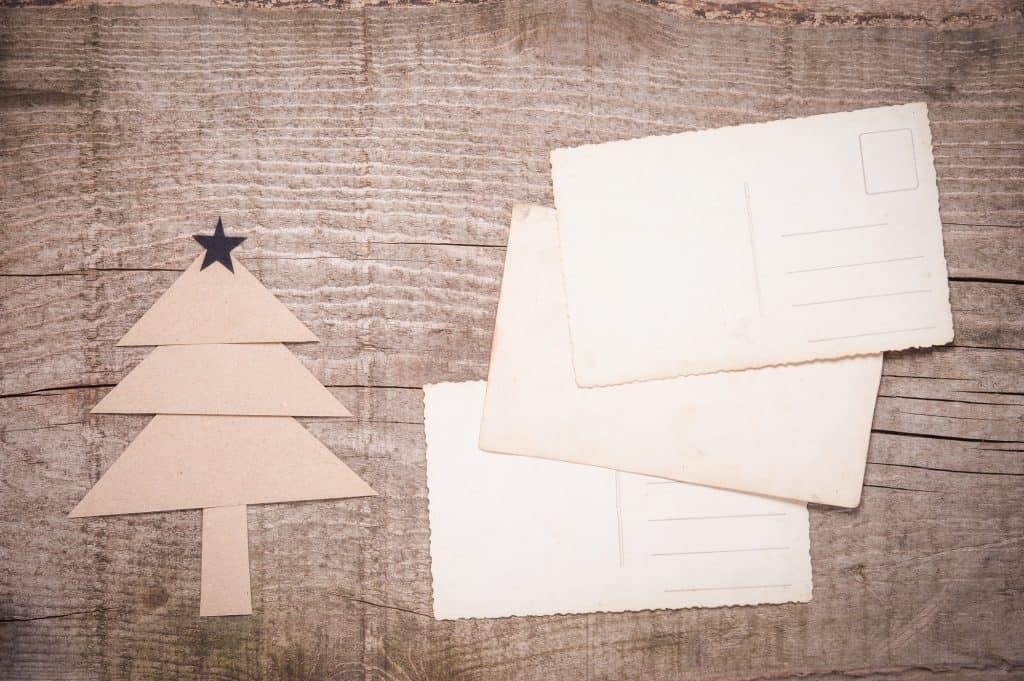 Christmas Card Supplies.