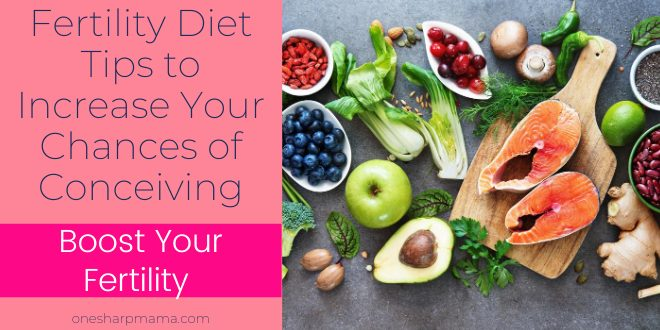 diet tips for fertility