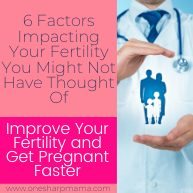 Factors Impacting Your Fertility Health