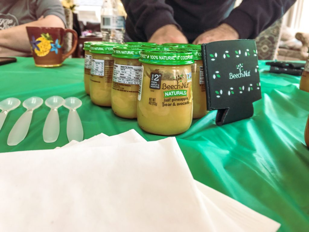 Beech-Nut Naturals baby food is delicious and inspired by homemade. #beechnutpartner #ad