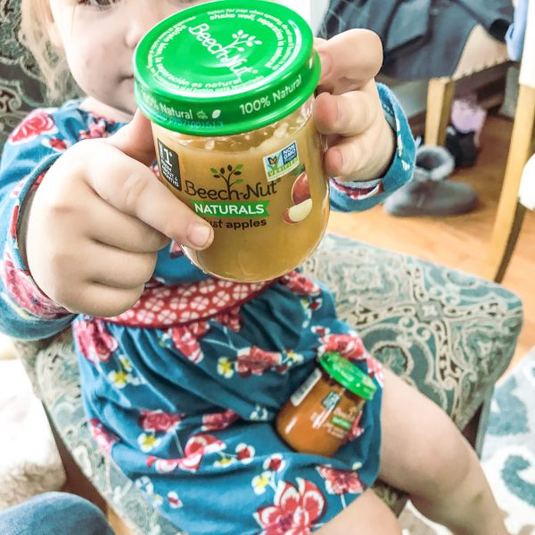 Baby Food Party