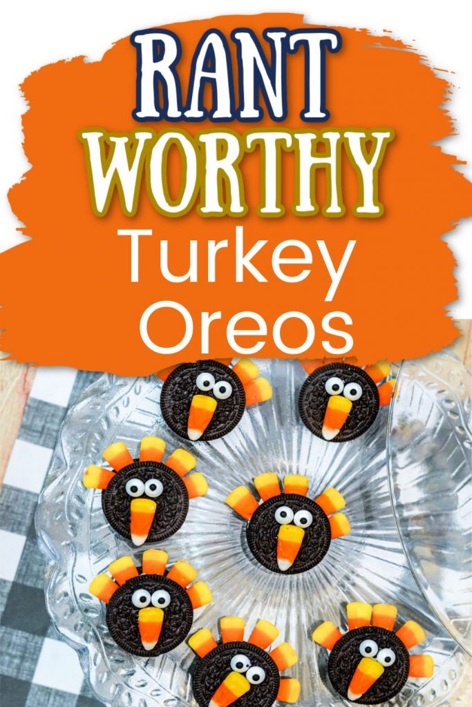 Turkey Oreo Treat