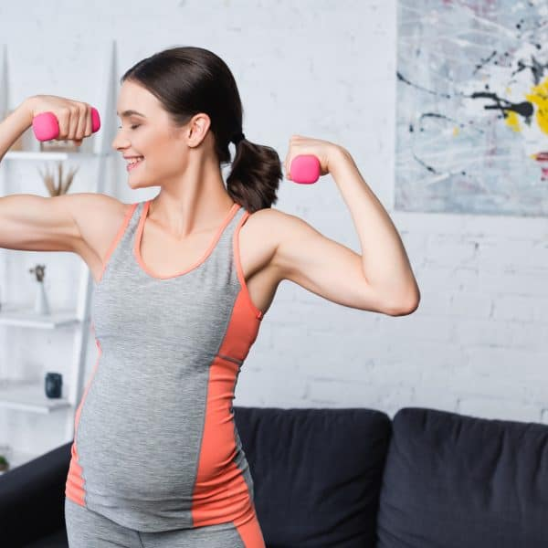 Is it Safe to Workout While Pregnant?