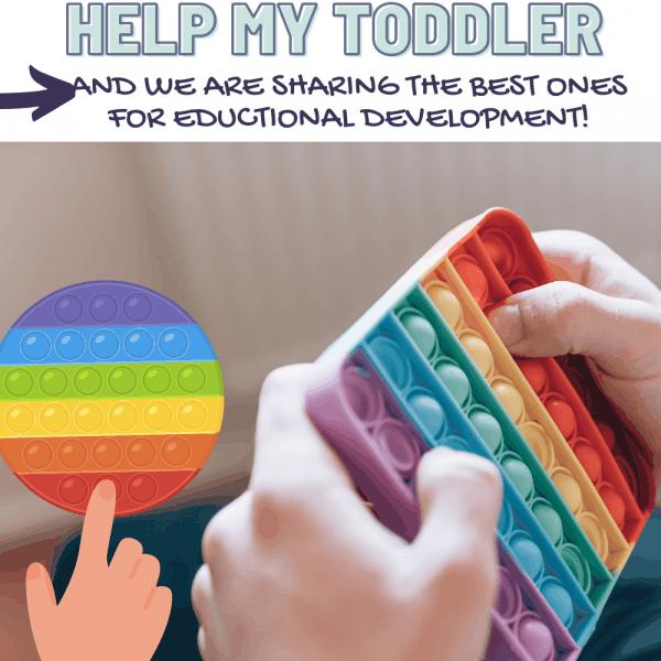 Sensory Toys for Your Preschooler