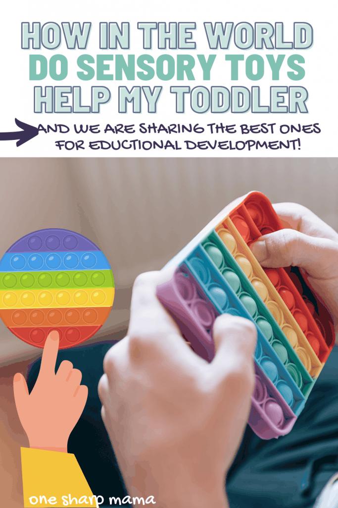 sensory toys for kids.