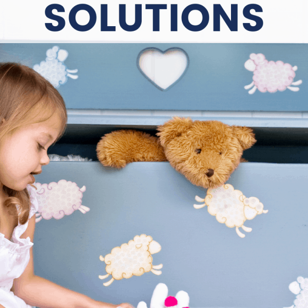 Practical Toy Organization and Storage Solutions